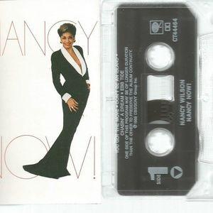 nancy wilson now SEALED jazz soul cassette